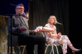 Phil Corbitt and Zoe Lambert in Rendezvous (Everything is Wondrous by Amy Golding) at Live Theatre
