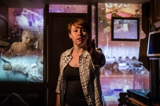 Mobile by The PaperBirds  26th May 2016  Photo Credit: Richard Davenport for The Other Richard richd@theotherrichard.com 07545642134